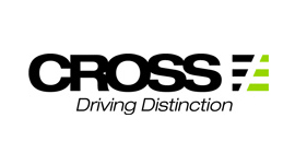 Logo Cross Systems, driving distinctor