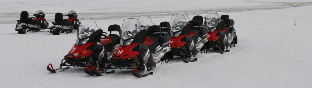 snowmobiling-team-building-