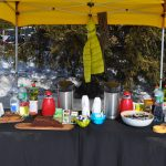Stand boissons et snacks